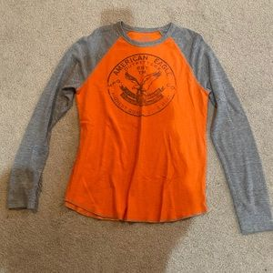 2 for $18 American Eagle Thermal Long Sleeve Shirt
